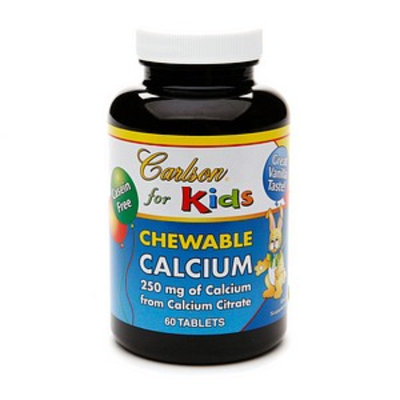 Carlson for Kids Chewable Calcium