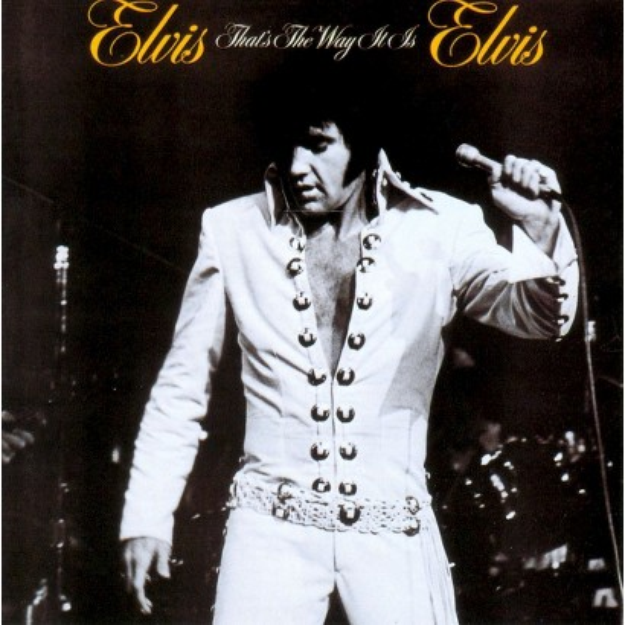 Bmg/rca Elvis Presley - Elvis: That's The Way It Is