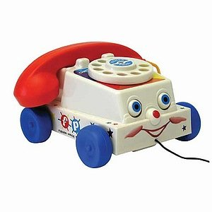 Fisher-Price Classics Chatter Phone Ages 1 and up