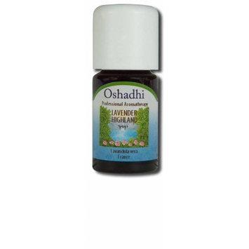 Oshadhi Essential Oil Singles Lavender Highland 5 mL