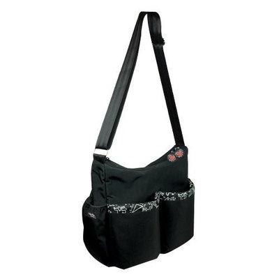 Bumkins Keith Haring Deluxe Diaper Bag, Heart