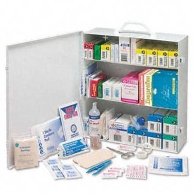 Acme United 50000 Industrial First Aid Kit For 100 People Contains 694 Pieces