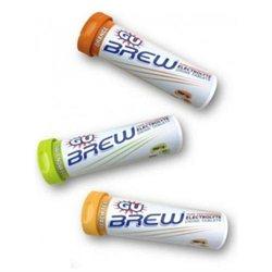 Gu Sports GU Brew Electrolyte Tabs: Peach Tea