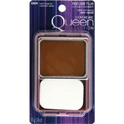Queen Collection Natural Hue Foundation Warm Caramel (2-Pack)