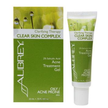 Aubrey Organics Clarifying Therapy Clear Skin Complex, .75 fl oz