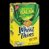 Wheat Thins Zesty Salsa Flavor