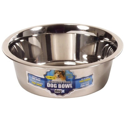 Dogit Stainless Steel Dog Bowl - 73513