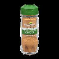 McCormick Gourmet™ Organic Ginger, Roasted Ground