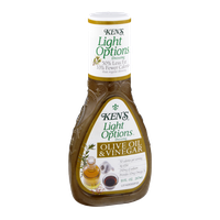 Ken's Light Options Olive Oil & Vinegar Dressing
