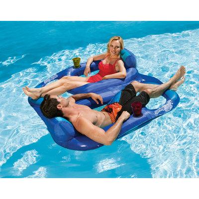Swimways SwimWays Corp. 13330 Spring Float Recliner Duet
