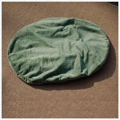 Herbal Concepts HCPET-OG Pet Bed - Minky- Olive Green