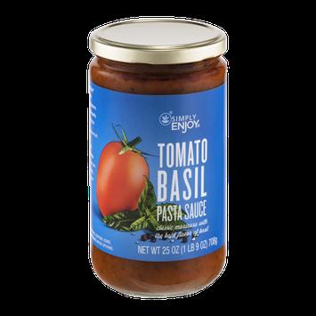 Simply Enjoy Tomato Basil Pasta Sauce