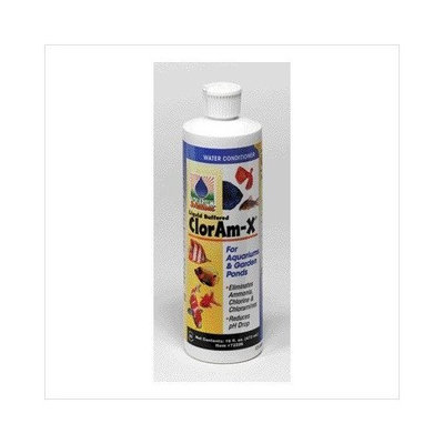 Hikari Usa Inc. Hikari Usa AHK72221 Chloram-X Ammonia and Chloramine Remover for Aquarium, 1-Ounce