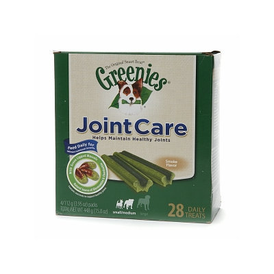 Greenies Joint Care Daily Treats for Dogs