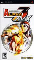 Capcom Street Fighter Alpha 3 Max DSV