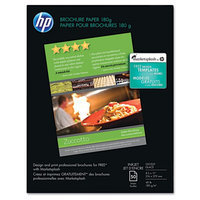 Hewlett Packard C6817a Hp C6817a 8.5x11 Brochure & Flyer Paper Glossy 50 Sheet
