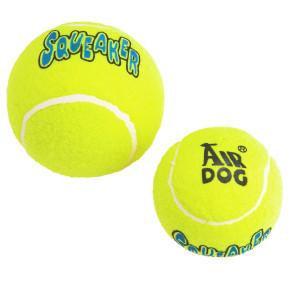 KONG AirDog Squeaker Tennis Ball
