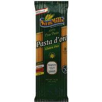 Sam Mills Pasta d'oro Spaghetti Pasta, 16 oz, (Pack of 12)