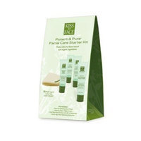 Kiss My Face Potent & Pure Facial Care Starter Kit,