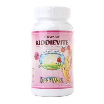 KiddieMax Chewable Kiddievite Multivitamin & Mineral