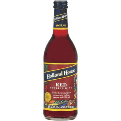 Holland House Red Cooking Wine 16 oz