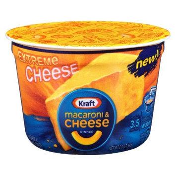 Kraft Xtreme Cheese Cup 2 oz