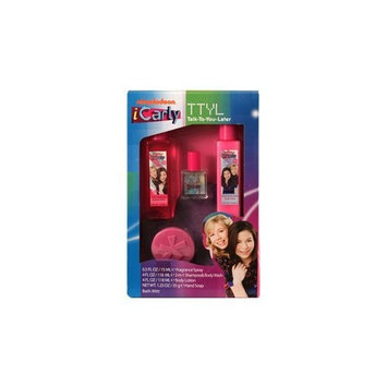 iCARLY For Girls Gift Set By NICKELODEON