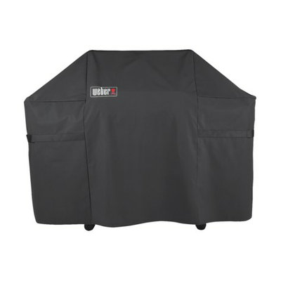 Weber Premium Gas Grill Cover - Summit 400 Series