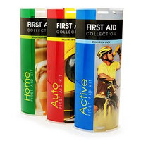 RightResponse First Aid Tube Collection 3 Pack
