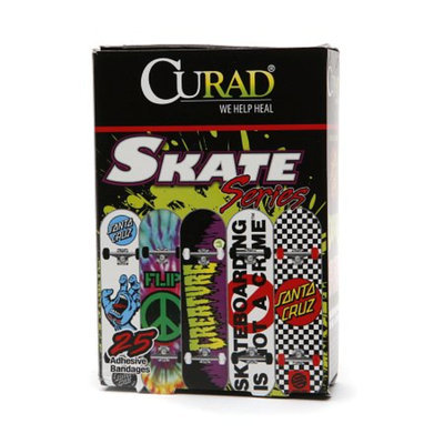 Curad Skate Series Bandages