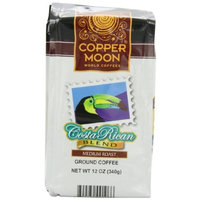 Copper Moon Costa Rican Coffee, Ground, 12-Ounce Bags (Pack of 3)