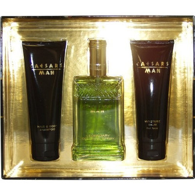 Caesar's Caesars by Caesars for Men Gift Set