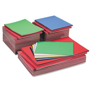 Pacon Tru-Ray Construction Paper, Class Pack