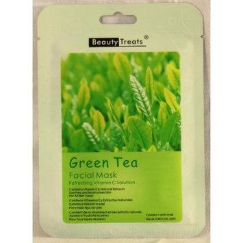 Beauty Treats Green Tea Facial Mask