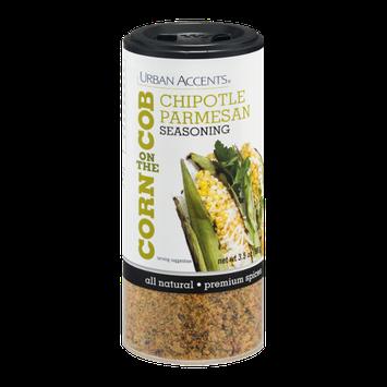 Urban Accents Corn On The Cob Chipotle Parmesan Seasoning