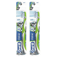 Oral-B Pro-Health For Me CrossAction Toothbrush - 2 pack