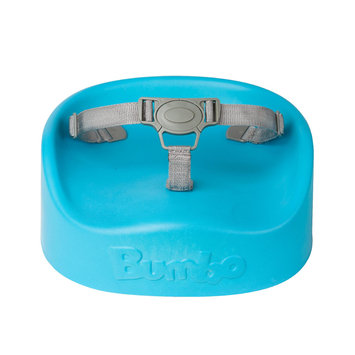 Bumbo Booster Seat, Blue, 1 ea