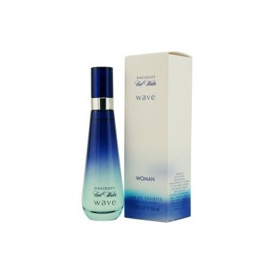 Cool Water Wave by Davidoff Eau De Toilette Spray 1.7 oz for Female