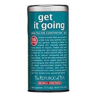 The Republic of Tea, Get It Going Tea, 36-Count