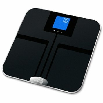 EatSmart Products Precision GetFit Digital Body Fat Scale