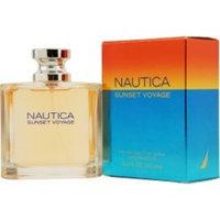 Nautica Sunset Voyage by Nautica For Men. Eau De Toilette Spray 3.4-Ounces