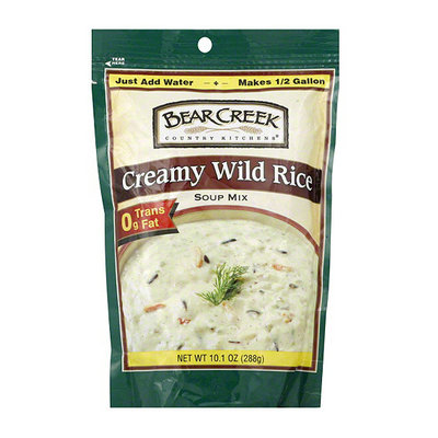 Bear Creek Creamy Wild Rice Soup Mix