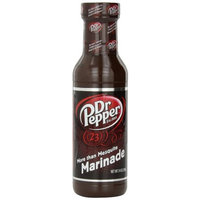 Dr. Pepper More Than Mesquite Marinade, 14 Ounce Bottle (Pack of 6)