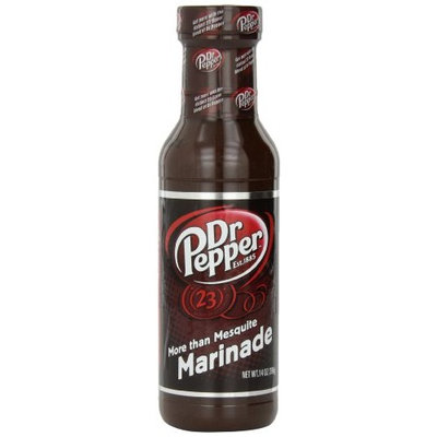 Dr. Pepper More Than Mesquite Marinade