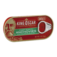 King Oscar Anchovies in Olive Oil