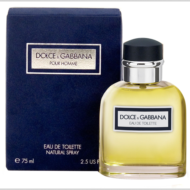 Dolce & Gabbana Men's EDT Fragrance Spray