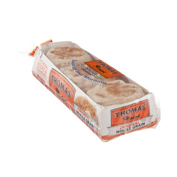 Thomas' Original English Muffins - 6 CT
