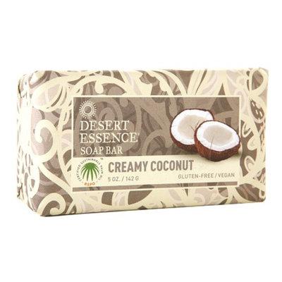 Desert Essence Soap Bar Coconut