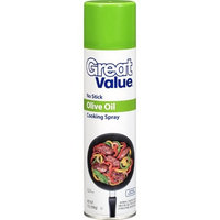 Great Value Olive Oil Cooking Spray, 7 oz