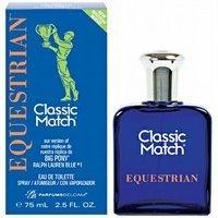 Parfums Belcam Equestrians Classic Match Eau De Toilette Spray